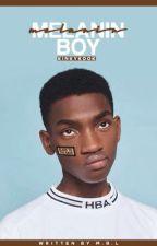 melanin boy » hoseok [boyxboy] by kinkykook