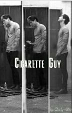 Cigarette Guy || c.h. [CZ] by Daily_Dee
