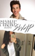 phone swap ↠ hunter rowland [ON HOLD] by begumsuaksu