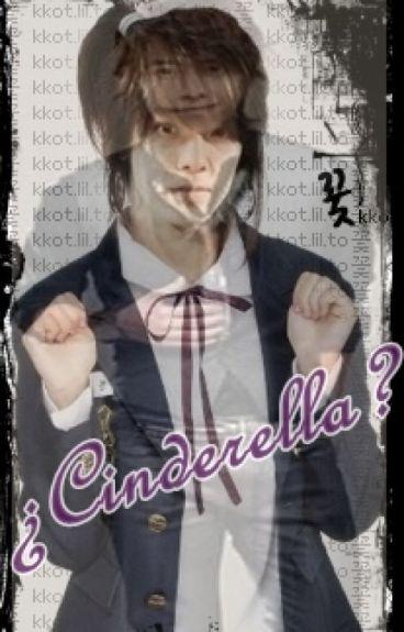 ¿Cinderella? [EunHae]