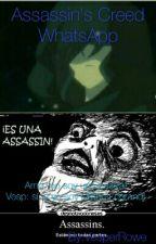 Whatsapp Assassin's Creed by VesperRowe