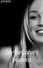 CaptainCanary Imagines by justcelinehx