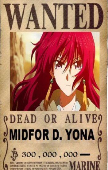 One Piece : Midfor D. Yona la fille de l'aube