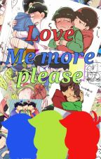 >Love Me More Please< by NeVi_kun