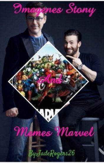 Imágenes Stony + Memes Marvel