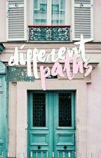 Different Paths [Becstin·Sebbeca·Kaustin] by thiswriterisntcool