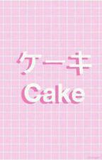 Cake  by xXMalumShitXx