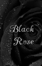 Black Rose by -WINTERWIDOW-