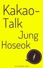 Kakaotalk - |Jung Hoseok| by oylesinebiriyimm