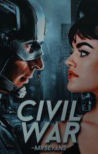 Civil War [Steve Rogers y tú] (PAUSADA) by -MrsEvans