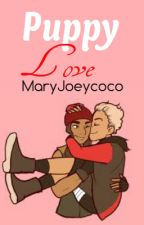 Puppy Love (Jaylos) by MaryJoeycoco