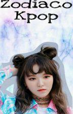 Zodiaco Kpop by julihermi