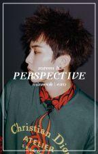 perspective → minseok by -kaizar