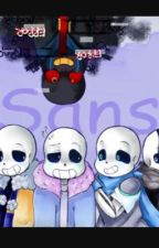 ASK/DARE THE SANS by VanessaBistro