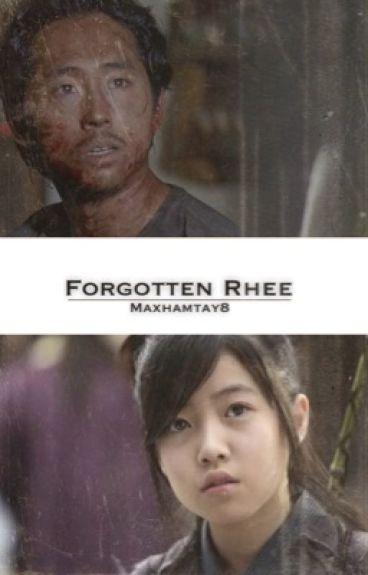 Forgotten Rhee «Carl Grimes»