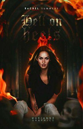 Hell On Heels ♛ The Originals by raIijah