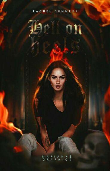 Lucifer ➳ The Originals [A.U.]