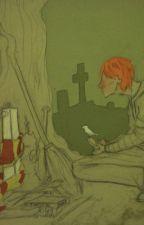 I Miss You... (Weasley Twins) by bellathephangirl