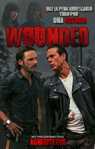 Wounded ×Negan vs Rick×