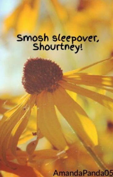 Smosh sleepover, Shourtney!