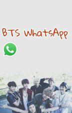 BTS Whatsapp by TaetaeJimSwagKookie