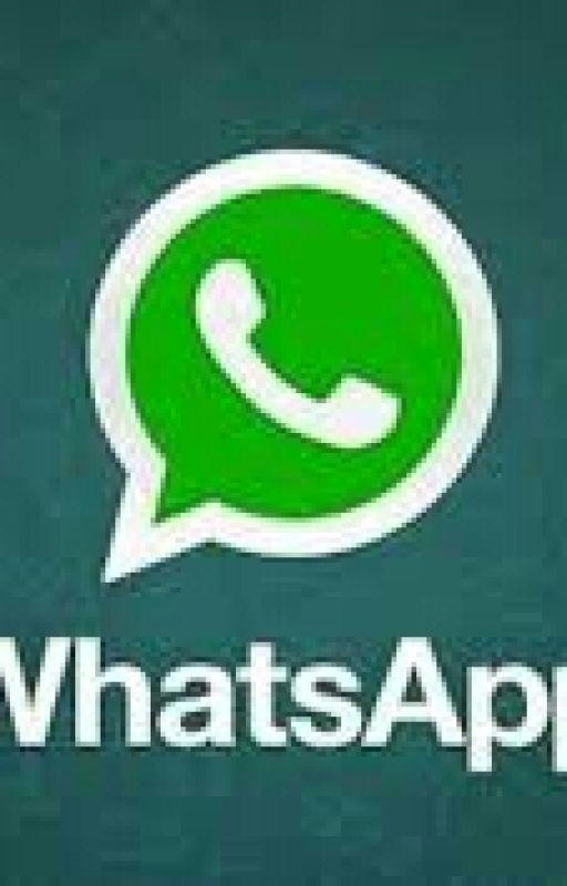 WhatsApp: Un grupo de locos amigos by Mellarkeverdeen