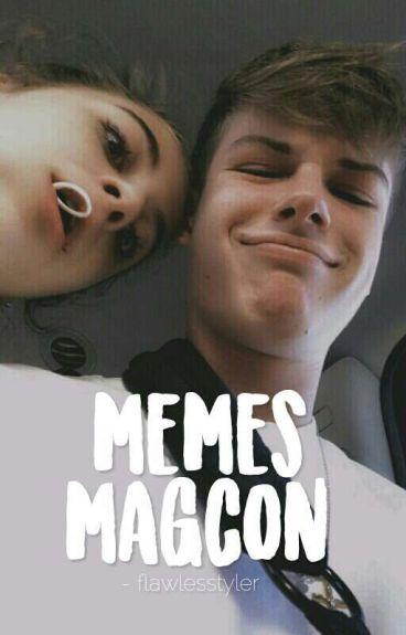 «Memes Magcon»