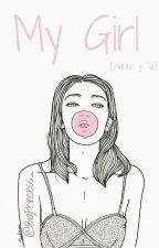 My girl [Chat Noir y Tu] by The-Broken-Girl-