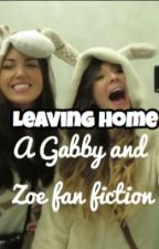 Leaving home / A Gabby Lindley Zoe Sugg fanfiction by SuggLover_