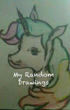 My Random Drawings by Zanes_Senpai