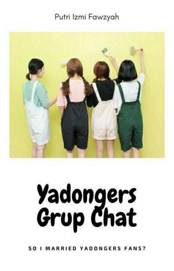 BTSmagine: Yadongers//GrupChat