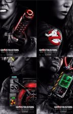 Ghostbusters Imagines  by rozetintmyworld