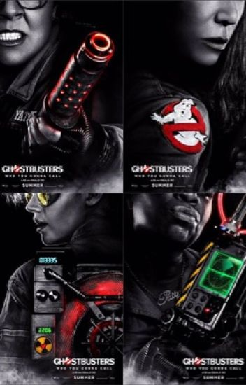 Ghostbusters Imagines