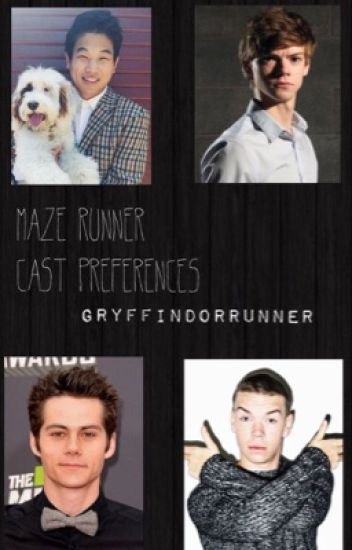 Maze Runner Cast Preferences