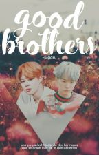 ❝good brothers❞ «yoonmin ; 짐슈» by bxrnthw