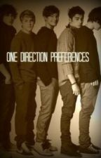 One Direction Prefrences by beautiful_disaster25
