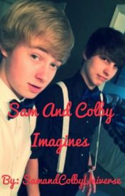 Sam and Colby imagines (requests open) by SamandColbyUniverse