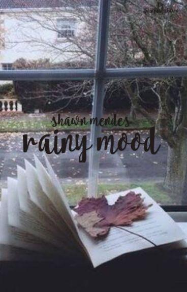 rainy mood | shawn mendes