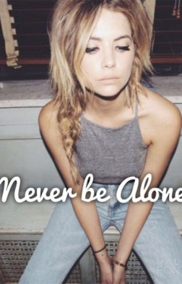 Never Be Alone {Grant Gustin}