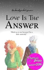 Love is the answer  by CometaCarmesi