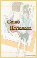 Como Hermanos (KilluaxGon) by Hemione719