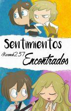 Sentimientos Encontrados (GoldenxFreddyxToy Chica) #FNAFHS  by KuroNek257