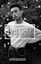 First Sight | Reece K. (Completed.) by -quietwriter-