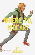 Where To, M'dear? {Solangelo} by unclegem