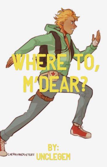 Where To, M'dear? {Solangelo}