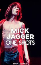 One-Shots ⋄ Mick Jagger by SandyMichaelis