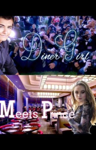 Diner Girl Meets Prince