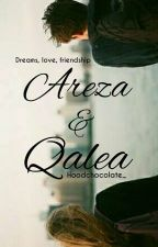 AREZA & QALEA (COMPLETED) by Hoodchocolate_