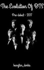 The Evolution Of BTS by bangtan_dorks