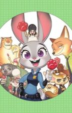 Changing and becoming  (Judy x Nick) by TheDiamond_Fox